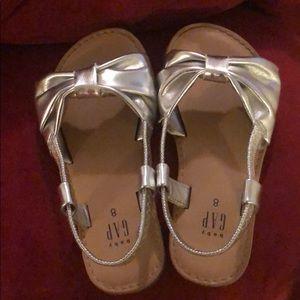 Gap Baby Metallic Sandal